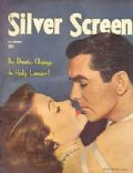 Tyrone Power on the cover of Silver Screen (United States) - November 1948