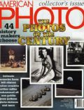 Rita Hayworth on the cover of American Photo (United States) - December 1999