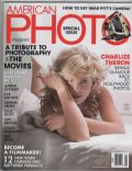 Charlize Theron on the cover of American Photo (United States) - March 2008