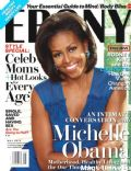 Michelle Obama on the cover of Ebony (United States) - May 2012