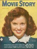 Shirley Temple on the cover of Movie Story (United States) - March 1949