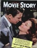 Dan Dailey, Susan Hayward on the cover of Movie Story (United States) - May 1951