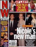Adrien Brody, Geri Halliwell, Nicole Kidman on the cover of Nw (Australia) - December 2003