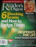 Meg Ryan on the cover of Readers Digest (United Kingdom) - March 2002