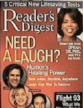 Ellen DeGeneres, Jerry Seinfeld, Jim Carrey, Oprah Winfrey on the cover of Readers Digest (United States) - September 2004
