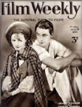 Charles Farrell, Charles Farrell and Janet Gaynor, Janet Gaynor on the cover of Film Weekly (United Kingdom) - July 1932