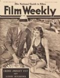 Film Weekly Magazine [United Kingdom] (April 1938)