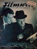 Filmwelt Magazine [Germany] (23 August 1940)