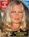 Jours de France Magazine [France] (27 April 1985)
