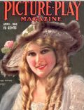 Mary Pickford on the cover of Picture Play (United States) - April 1916