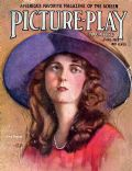 Olive Thomas on the cover of Picture Play (United States) - June 1919