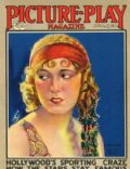 Vilma Bánky on the cover of Picture Play (United States) - December 1926