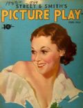 Maureen O'Sullivan on the cover of Picture Play (United States) - February 1933