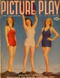 Ellen Drew, Shirley Ross, Susan Hayward on the cover of Picture Play (United States) - July 1939