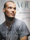Fredrik Ljungberg on the cover of You (United Kingdom) - April 2005