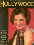 Nancy Carroll on the cover of Hollywood (United States) - May 1929