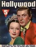 Gary Cooper on the cover of Hollywood (United States) - December 1937