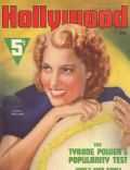 Hollywood Magazine [United States] (April 1938)