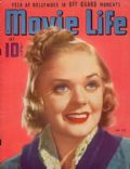 Alice Faye on the cover of Movie Life (Australia) - July 1939