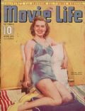 Brenda Joyce on the cover of Movie Life (United States) - September 1940