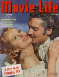 Joan Fontaine on the cover of Movie Life (United States) - October 1944