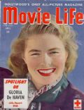Ingrid Bergman on the cover of Movie Life (United States) - April 1945