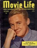 Van Johnson on the cover of Movie Life (United States) - November 1946