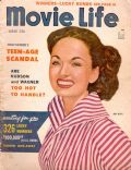 Ann Blyth on the cover of Movie Life (United States) - June 1951