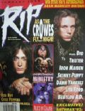 Chris Robinson, Rich Robinson on the cover of Rip Magazine (United States) - January 1993