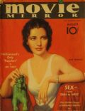 Kay Francis on the cover of Movie Mirror (United States) - August 1933