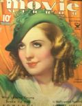 Norma Shearer on the cover of Movie Mirror (United States) - October 1934