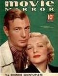 Gary Cooper on the cover of Movie Mirror (United States) - September 1936