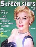 Ava Gardner on the cover of Screen Stars (United States) - December 1952