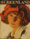 Anita Stewart on the cover of Screenland (United States) - May 1924