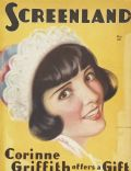 Colleen Moore on the cover of Screenland (United States) - May 1929