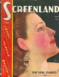 Norma Shearer on the cover of Screenland (United States) - April 1931
