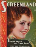 Janet Gaynor, Marlene Dietrich on the cover of Screenland (United States) - May 1931