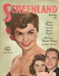 Esther Williams on the cover of Screenland (United States) - December 1947