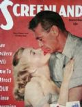 Gary Cooper on the cover of Screenland (United States) - September 1949