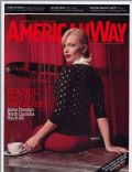 Jaime Pressly on the cover of American Way (United States) - June 2007