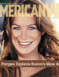Ellen Pompeo on the cover of American Way (United States) - October 2007