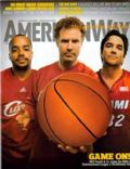 Will Ferrell on the cover of American Way (United States) - June 2008