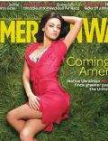 Mila Kunis on the cover of American Way (United States) - October 2008