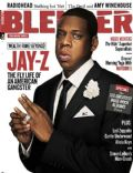 Jay-Z on the cover of Blender (United States) - December 2007