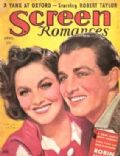 Screen Romances Magazine [United States] (April 1938)