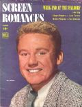 Van Johnson on the cover of Screen Romances (United States) - August 1945