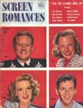 Frank Sinatra, Frank Sinatra and Judy Garland, Judy Garland, Judy Garland and Van Johnson, June Allyson, Van Johnson, Van Johnson and June Allyson on the cover of Screen Romances (United States) - December 1946