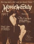 Helen Henderson on the cover of Movie Weekly (United Kingdom) - August 1923