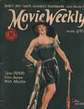 Mae Murray on the cover of Movie Weekly (United Kingdom) - June 1925