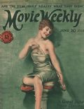 Laura La Plante on the cover of Movie Weekly (United Kingdom) - June 1925